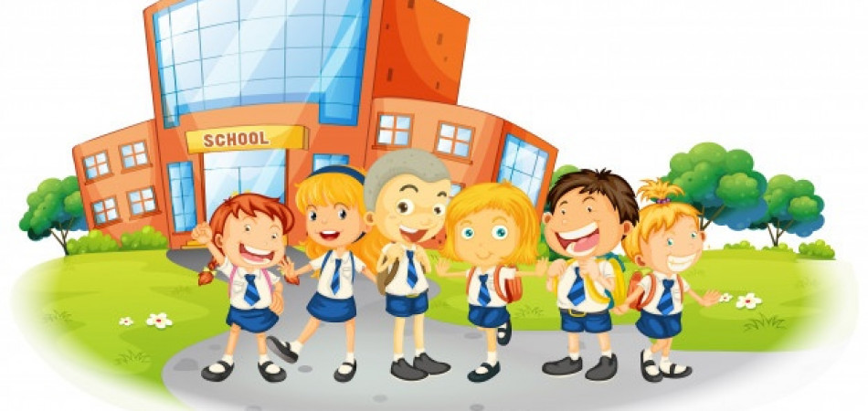 grafika dla wpisu: Rozpoczęcie roku szkolnego 2021/2022